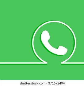 Whatsapp Icon Images, Stock Photos & Vectors | Shutterstock