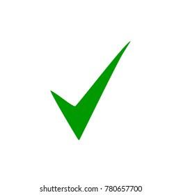 green check list symbol