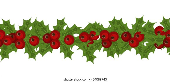 Holly Mistletoe Images Stock Photos Vectors Shutterstock
