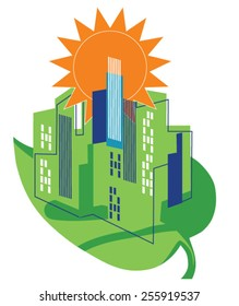 Green city,enviroment and ecology
