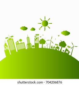 environmentally friendly images stock photos vectors shutterstock