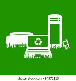 Green Electronics recycling
