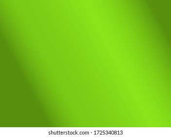 Green gradient abstract background with shiny soft smooth texture for christmas. vector illustration