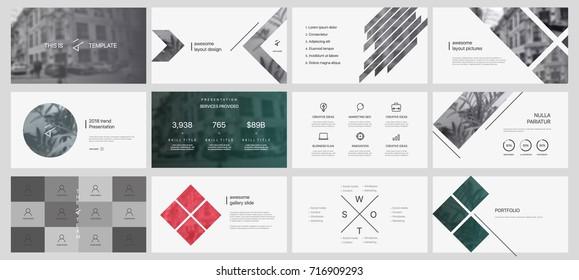 1000 Minimalist Design Powerpoint Presentation Stock Images