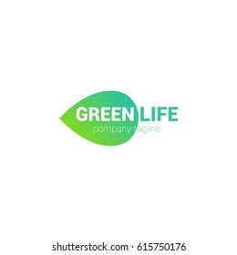 Green Leave Logo
