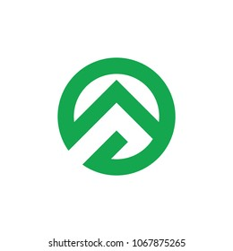 green mountain circle logo