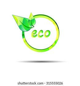 green nature leaf vector eco environment plant ecology