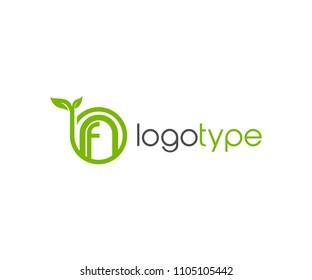 Green NF Logotype