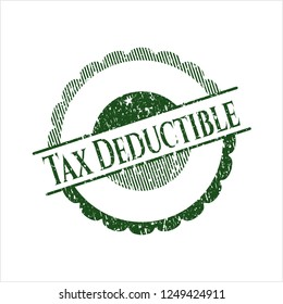 Green Tax Deductible rubber seal