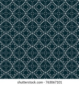 Green vintage lace background