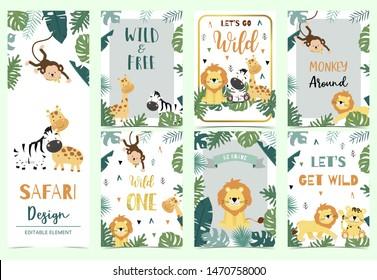 Ilustraciones Imágenes Y Vectores De Stock Sobre Safari