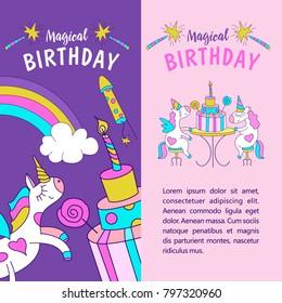 Little Pony Birthday Images Stock Photos Vectors