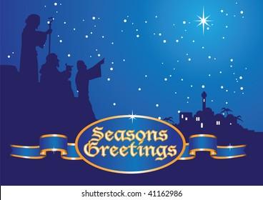 greetings shepherds