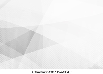 Grey Abstract background geometry shine and layer element vector illustration eps10