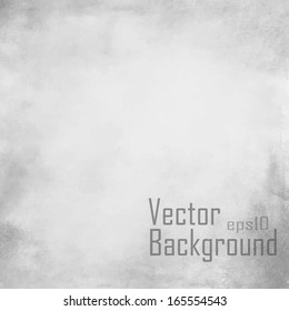 Grey background. Vector texture.