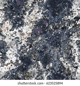 Grey grunge wall texture from spots and small circles. Like concrete. Abstract seamless background