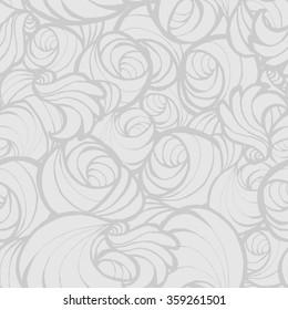 grey rose pattern background