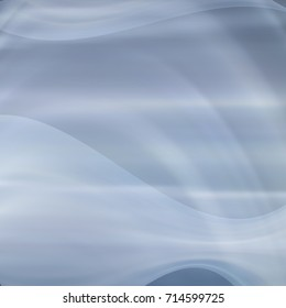 The grey soft abstract background for various design artworks, business cards
