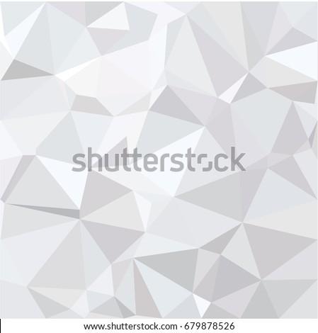 Grey Wallpaper Polygon Image Vectorielle De Stock Libre De Droits