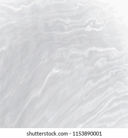 grey watercolor marble stone surface pattern with rippled lines and faded corner, vector illustration