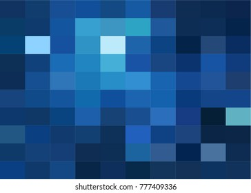 Grid Mosaic Background, Creative Design Templates