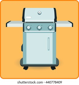 grill gas, Appliances, Cook food,