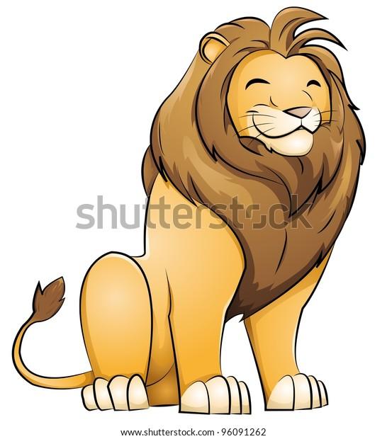 grinning-lion-600w-96091262.jpg
