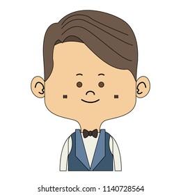 Groom midget cartoon