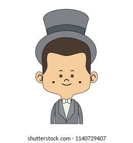 Groom midget cartoon