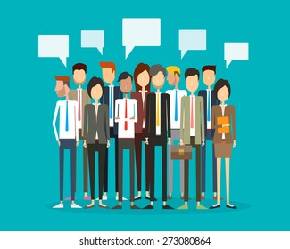 group people business and business teamwork