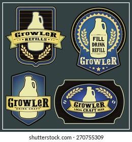 Growler Logos