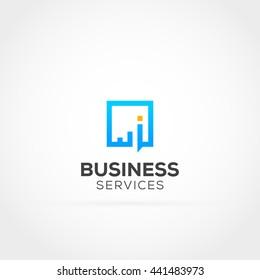 Growth Chart Logo Icon