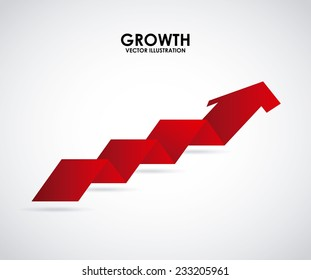 growth design , vector illustration