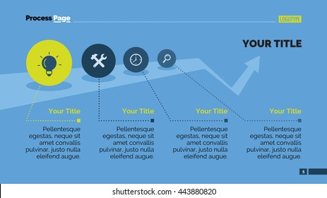 Growth Infographic Diagram Slide Template