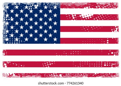 b23c2dd61e7 Washi Tape Vector Illustration Red White Stock Vector (Royalty Free ...