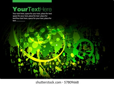 grunge background for text