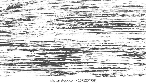 Grunge Black And White Urban Vector Texture Template. Dark Messy Dust Overlay Distress Background. Easy To Create Abstract Dotted, Scratched, Vintage Effect With Noise And Grain