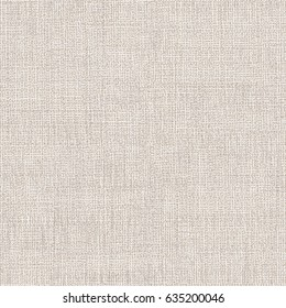 Grunge canvas background. Rough fabric texture. Abstract vector.