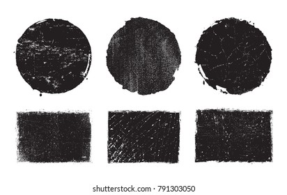 Grunge design elements.Vector grunge stamps,banners.