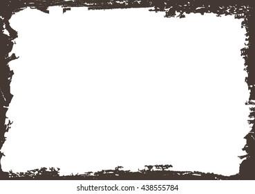 vector grunge frame background stock vector 473902480 shutterstock rh shutterstock com distressed background vector free grunge vector background illustrator