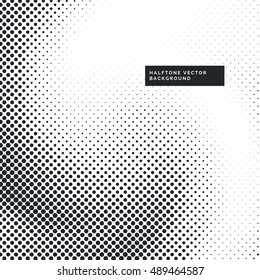 grunge halftone dots pattern background