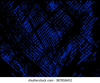 Grunge lines texture - abstract stock vector template - easy to use