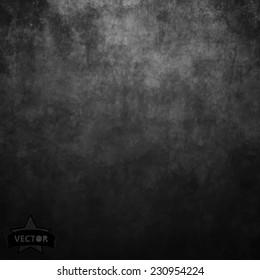 grunge metal texture, vector background