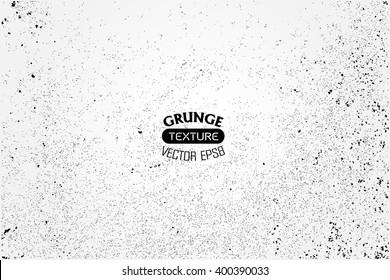 Grunge overlay texture. Vector distress texture.
