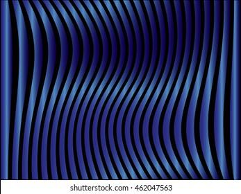 Grunge stripe. Vector illustration.