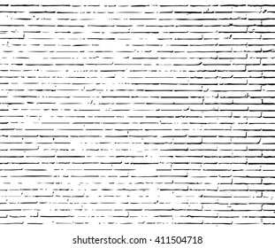 Grunge style horizontal lines background (Not used auto trace and transparency)