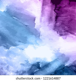 Grunge style watercolour texture background