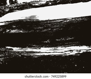 Grunge texture. Abstract template. Background with the effect of noise, grain, roughness. Vector illustration for a design surface.