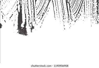 Grunge texture. Distress black grey rough trace. Admirable background. Noise dirty grunge texture. Uncommon artistic surface. Vector illustration.