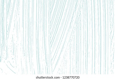 Grunge texture. Distress blue rough trace. Brilliant background. Noise dirty grunge texture. Uncommon artistic surface. Vector illustration.